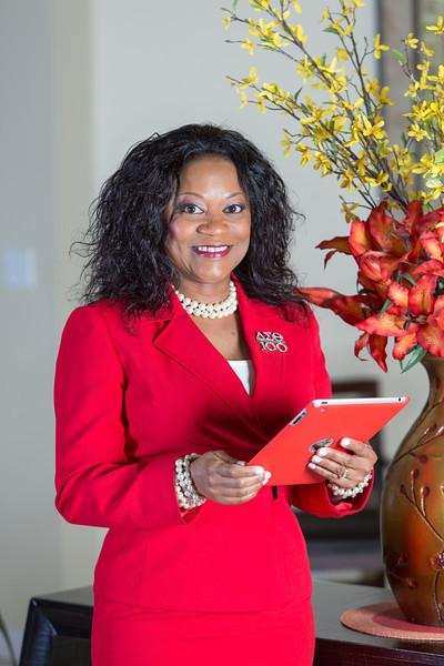 Mrs. Kim Gaines _  Executive Portraits