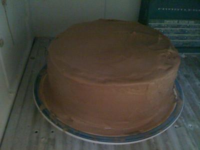 Wyatt's Iceceam Cake