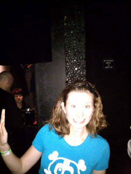 Emma rox the mochi party