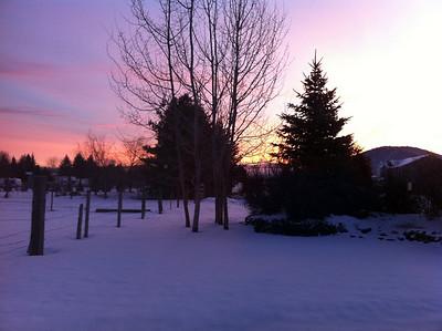 The beautiful Sunrise 2010