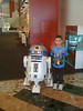 Declan and R2D2