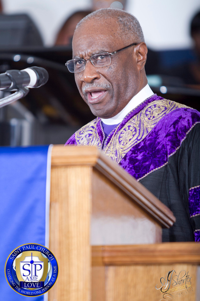 "The ministry of the Preached Word:  The Right Reverend McKinley Young; Presiding Prelate  |  Mathew 2:2 ""Come & Worship""<br /> Hosted by Saint Paul AME Church      <a href=""http://www.spcmiami.org"">http://www.spcmiami.org</a>"