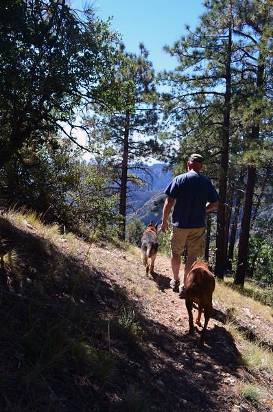 Flagstaff/Sedona Camping September 2015