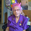 Happy 107th Birthday Gram!
