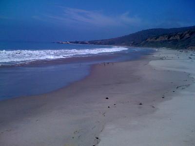 Big beach I have all to myself