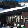 Solveggen under afterski på Fäjlgården hotell i Åre.