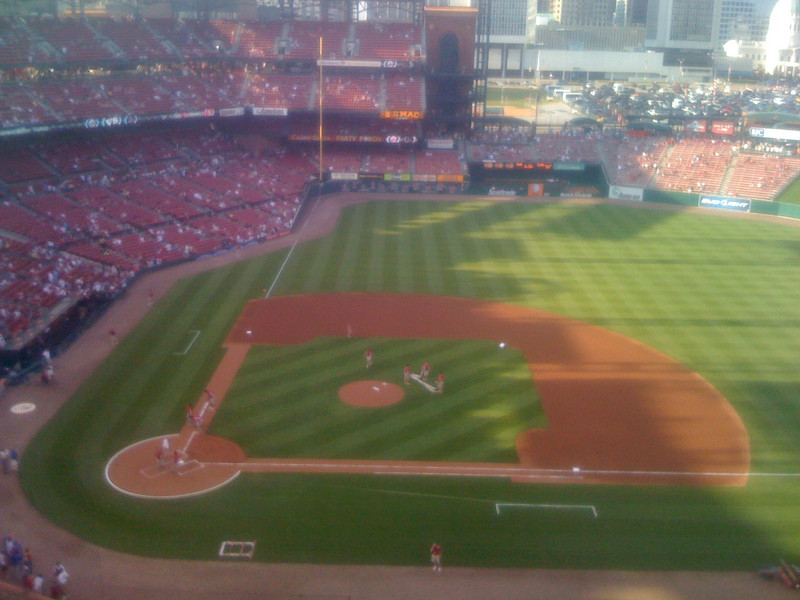 St Louis Cardinals stadium
