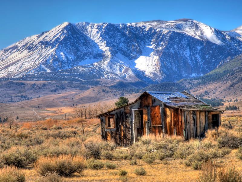 Eastern Sierras.