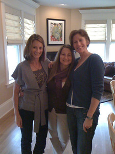 Christy, Kathryn, and Arah