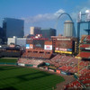 St. Louis from Busch Stadium