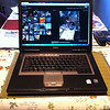 My beloved DELL M65 Precision workstation, the BEST (Windows) laptop I've ever had!!<br /> <br /> But I'm totally in the Mac world now....