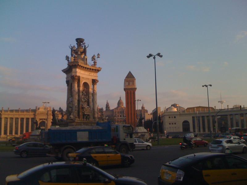 Placa España