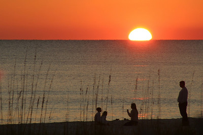 07-seagrove sunset