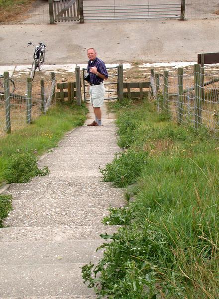 A bicycle trip through Wieringen.