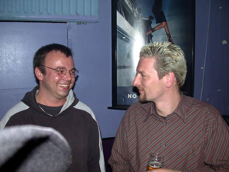 Rob and Herman.