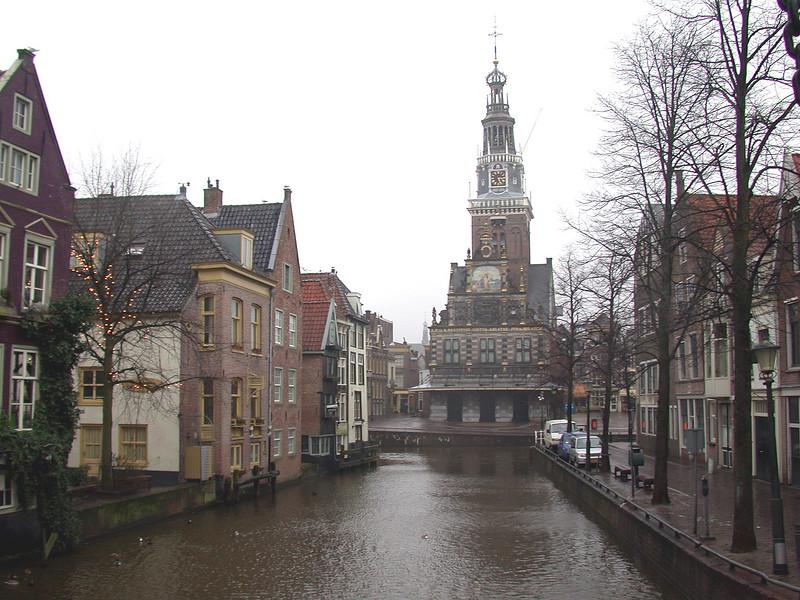 Waag of Alkmaar.