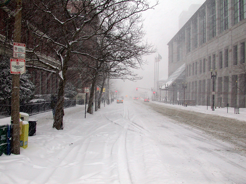Around 3PM, Boylston Street.(View full size for best result)