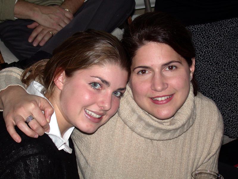 Jessie and Cristina.