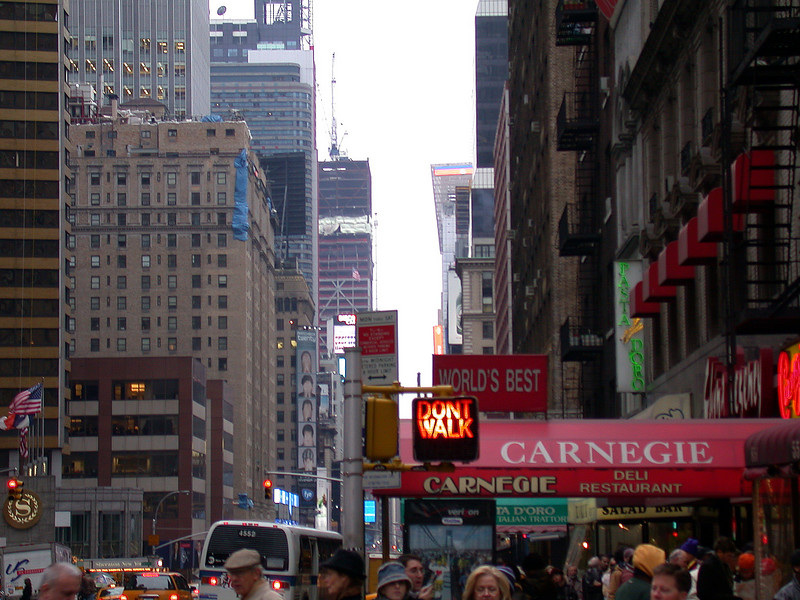 New York, 7th Ave.