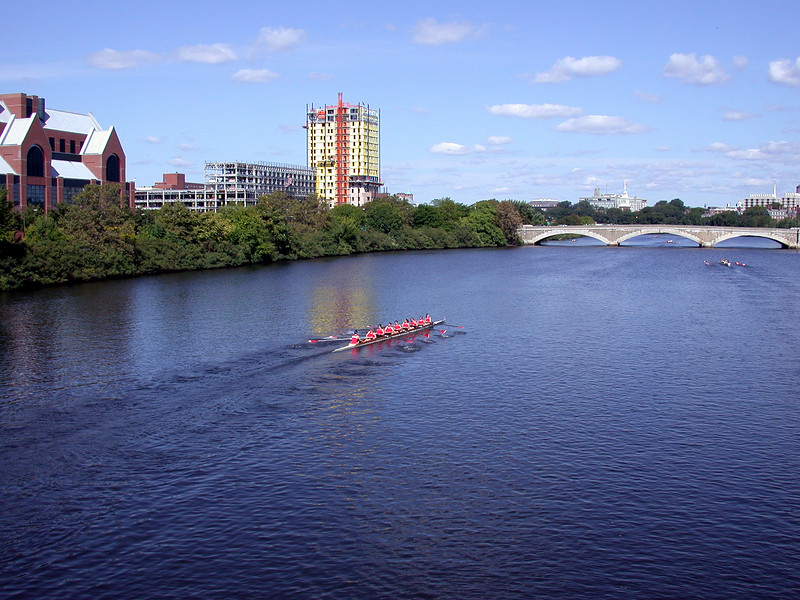 On the Charles River 2.