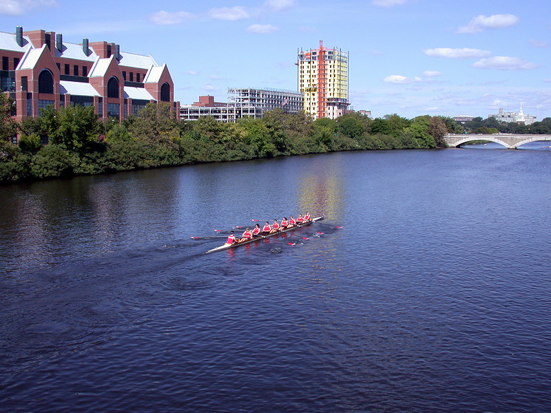 On the Charles River 1.
