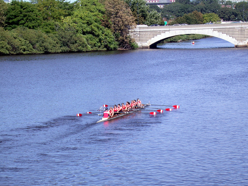 On the Charles River 3.