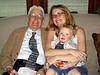 Elissa, Grandpa and Jack