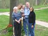 Grandma Grimm n tulips