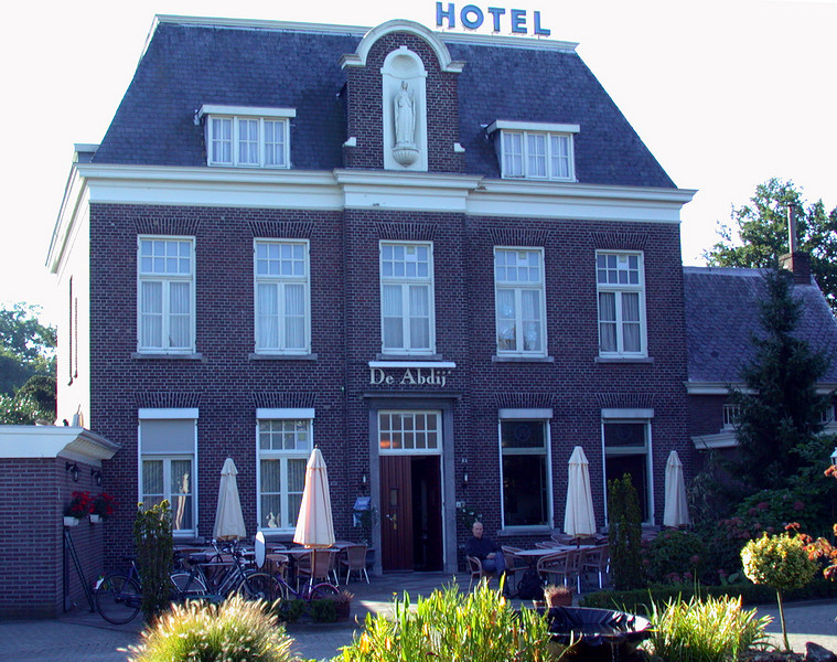 Our little Hotel...