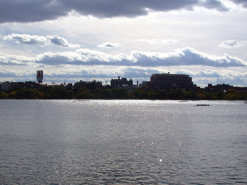 Boston view over the Charles 3.