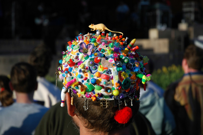 Hat guy again...