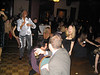 one man on dance floor
