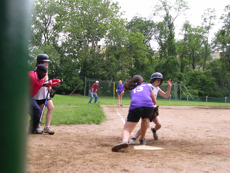 Rosalie steals Home