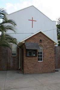The church in Graaff Reinet
