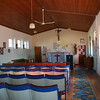 Inside St. Theresa's of Graaff Reinet.