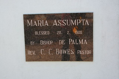 The imprint of SCJs from North America is found throughout the Dioceses of De Aar and Aliwal.  Bishop DePalma was originally of the U.S. Province.  He served as the first bishop of De Aar.