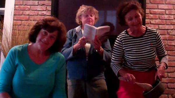 Snapshots from Flip video Balboa