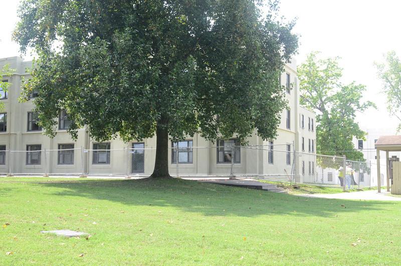 Snead Hall Demolition