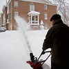 Snomageddon - 6 February 2010<br /> Time for Mui to put the snowblower to good use.