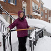 Snomageddon - 6 February 2010<br /> While Mui clears the driveway, I tackle the front steps.