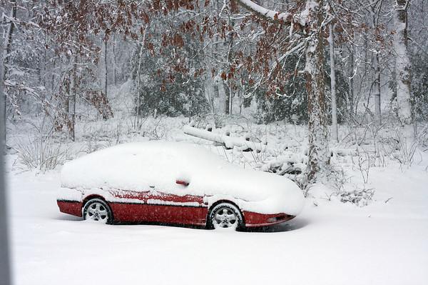 snow 3/2/2009