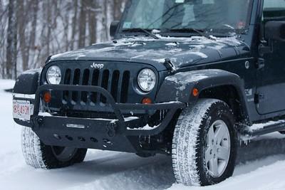 Snow 4-wheeling