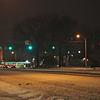 Poplar near I-240 around 6:30am.