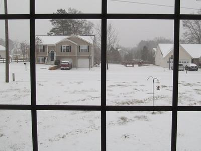 Snow Jan19 2014