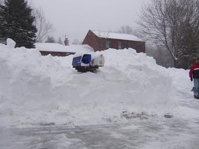Snow Winter 2010-11