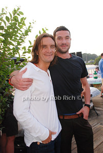 Jamie Mulholland and Sam Talbot