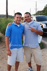 Brad Pollinaq and Jamie Pollina