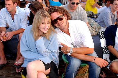 Tom Foxcroft and Jane Man