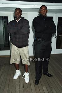 David Spence, Neville Storer photo by Rob Rich © 2008 516-676-3939 robwayne1@aol.com