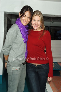 Paola Guerrero, Paticia Paoliello photo by Rob Rich © 2008 516-676-3939 robwayne1@aol.com